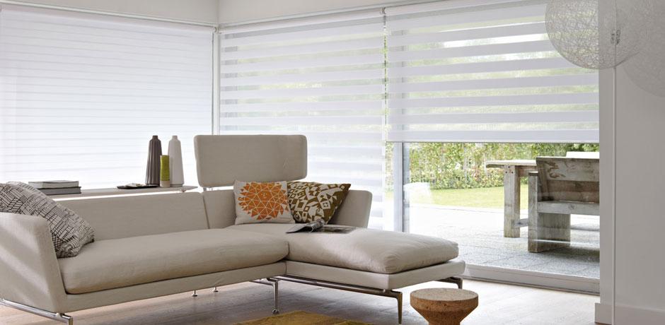 Ambientally cortinas y persianas sheer elegance - Persianas roller ...